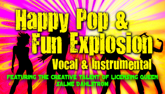 Happy Pop & Fun Explosion