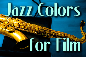 Jazz Colors for Film